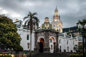 Plaza Grande Quito Ecuador;