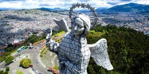 Panecilla, Virgin of Quito