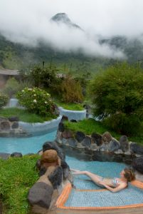 Papallacta Hot Springs Ecuador
