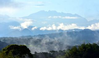 Above the Clouds, Ecuador