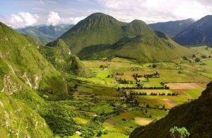 Pululahua Crater Ecuador
